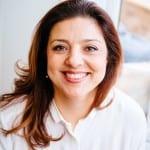 Marjan Moosavi, founder of Blue Wave Swim School