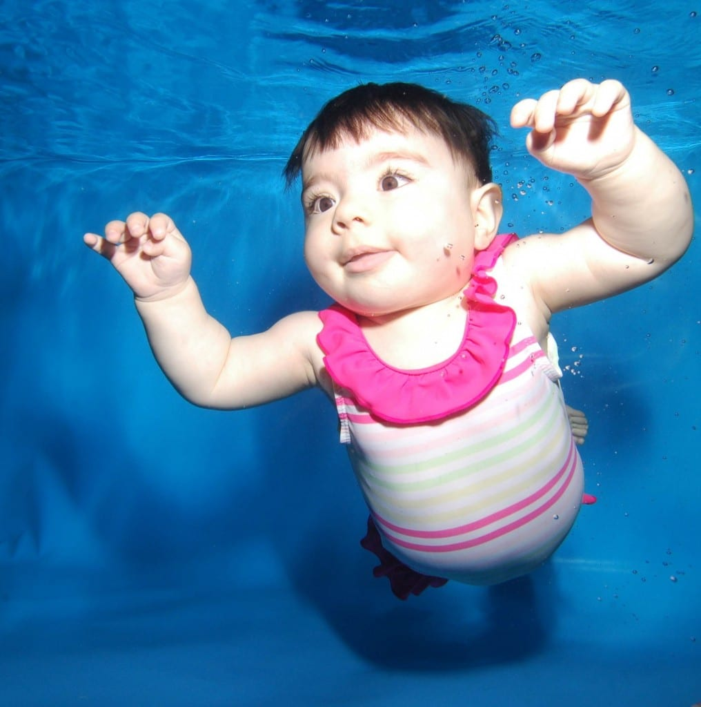 Baby swimming lessons in wimbledon