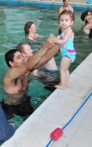 Parent & Toddler swimming