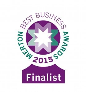 Finalist for Best Business in SW19 in Merton