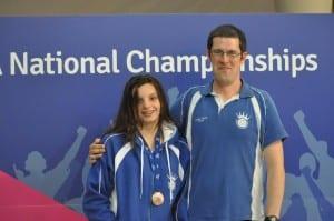 Swim coach- Kingston Royals
