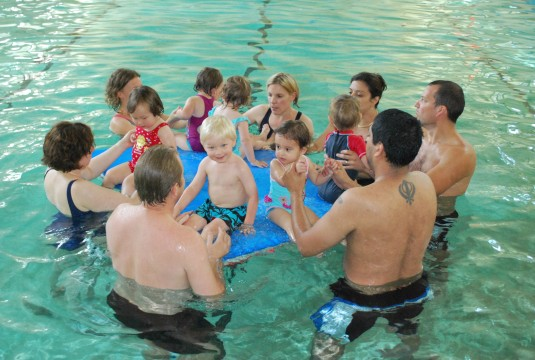 Toddler Swimming lessons in Wimbledon