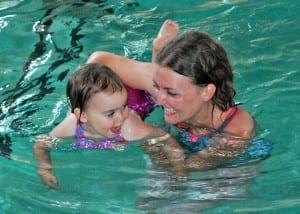 Toddler lessons and handling children safely