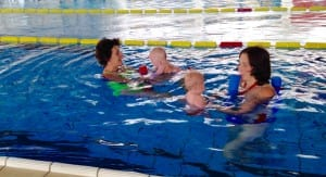 infant swimming lessons in austria