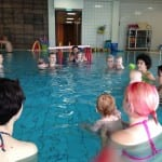 Toddler swimming lessons in Austria