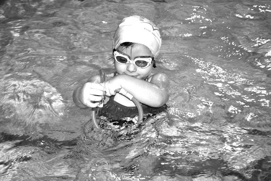 discovery learning for teaching swimming to young children