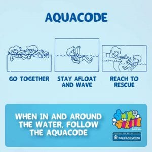 lifesaving and water-safety signs