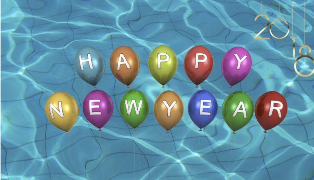 Blue Wave Swim School wishes you happy 2018