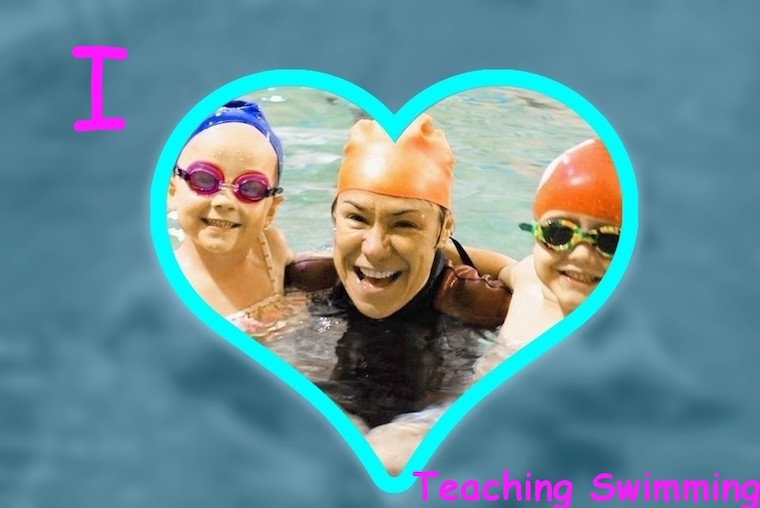 swim teacher at Blue Wave Swim School in London