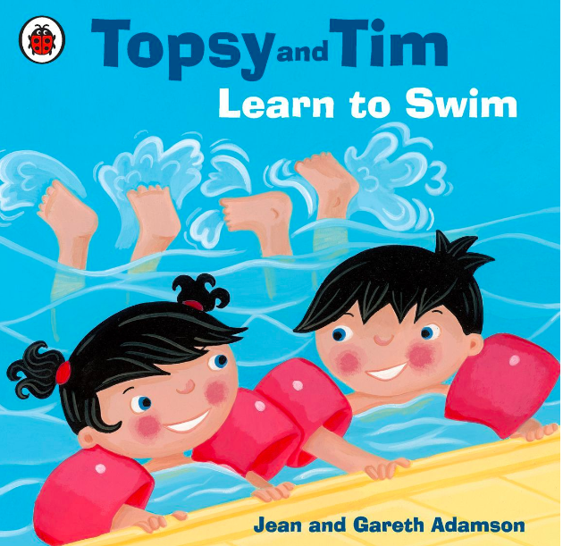 Topsy and Tim Learn to Swim book