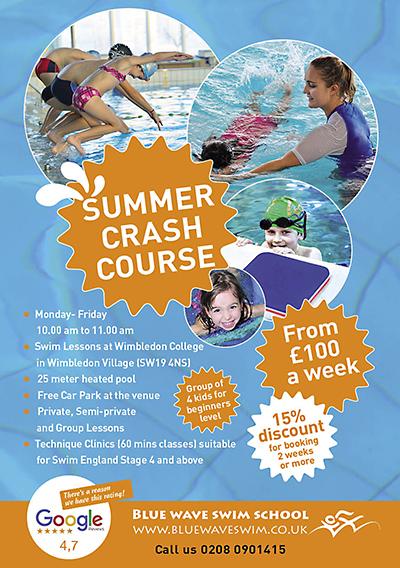 summer crash course in Wimbledon