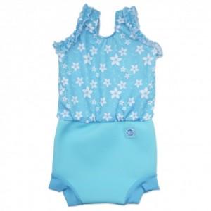 Happy Nappy Costume – Blue Blossom
