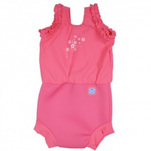 Happy Nappy Costume – Pink Blossom