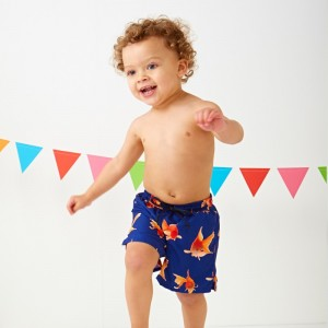 Funky Fish Children's Board Shorts