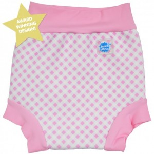 Happy Nappy – Pink Gingham