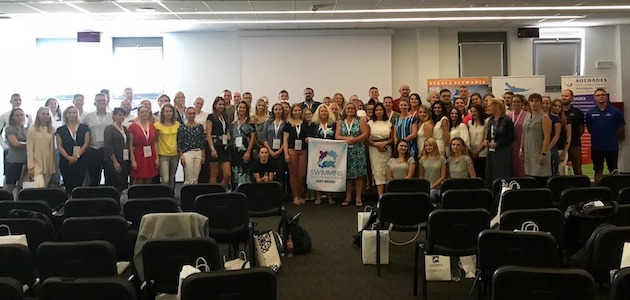 2019 'Swimming with Autism' conference in Poland