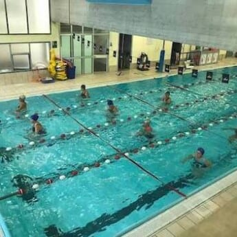 aqua fitness in italy after COVID-19