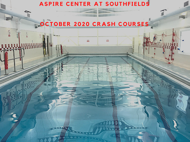 swim pool at aspire centre in southfields